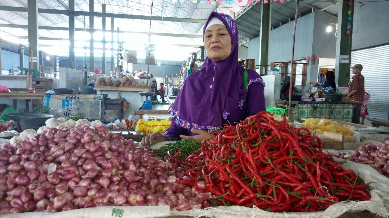 LAMPUNG POST | Harga Cabai Merah di Lampung Selatan Merangkak Naik