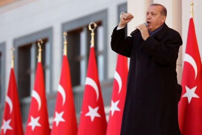 LAMPUNG POST | Erdogan Sebut Politisi Penguasa Jerman Musuh Turki