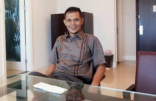 LAMPUNG POST | Mantan Pimpinan Bawaslu Lampung Nyalon DPD RI