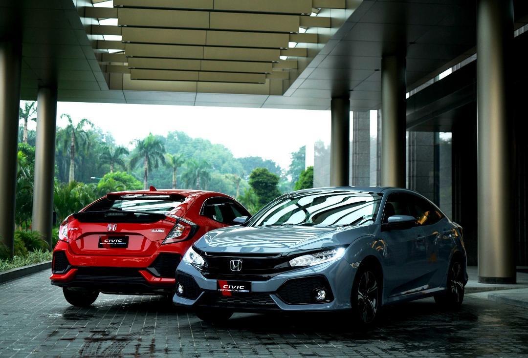 LAMPUNG POST | Honda Kuasai Pasar Hatchback 53%