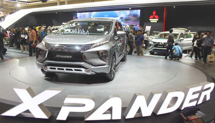 LAMPUNG POST | Mitsubishi Bantah Kabar Data SPK Xpander Tidak Valid