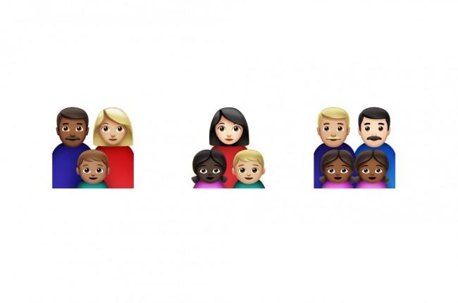 Kini Pengguna Facebook Bisa Mengganti Warna Kulit untuk Emoji Keluarga