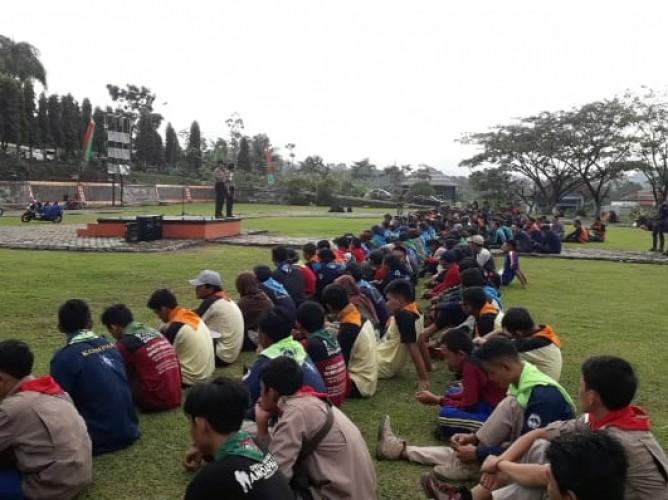 255 Peserta Portapala Diberikan Penyuluhan di Tanggamus