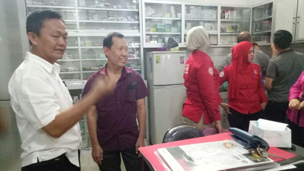Sisir Apotek dan Toko Obat, Ditresnarkoba Belum Ditemukan PCC