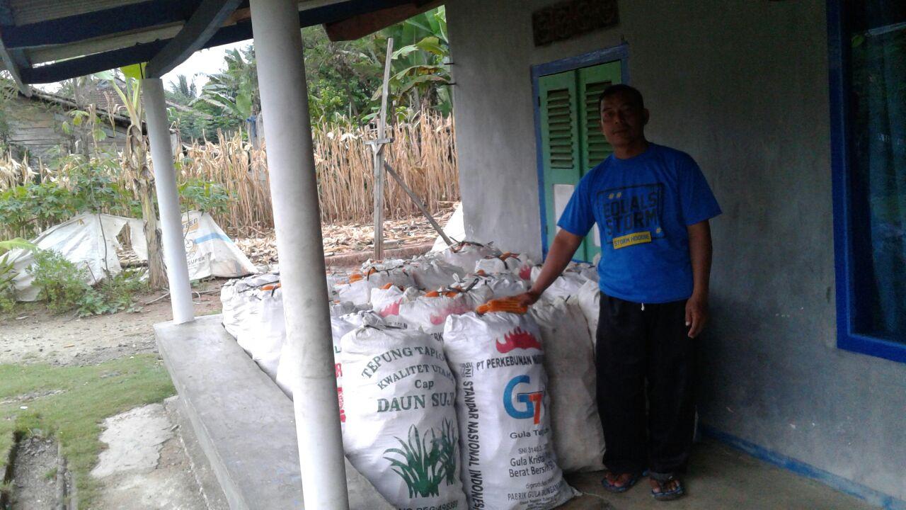 Harga Jagung di Lampung Utara Anjlok