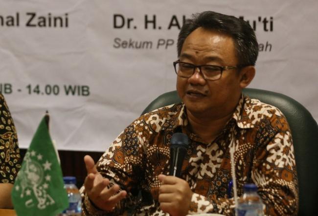 LAMPUNG POST   Muhammadiyah Nilai Penerbitan Perppu Ormas Terlalu Buru-buru