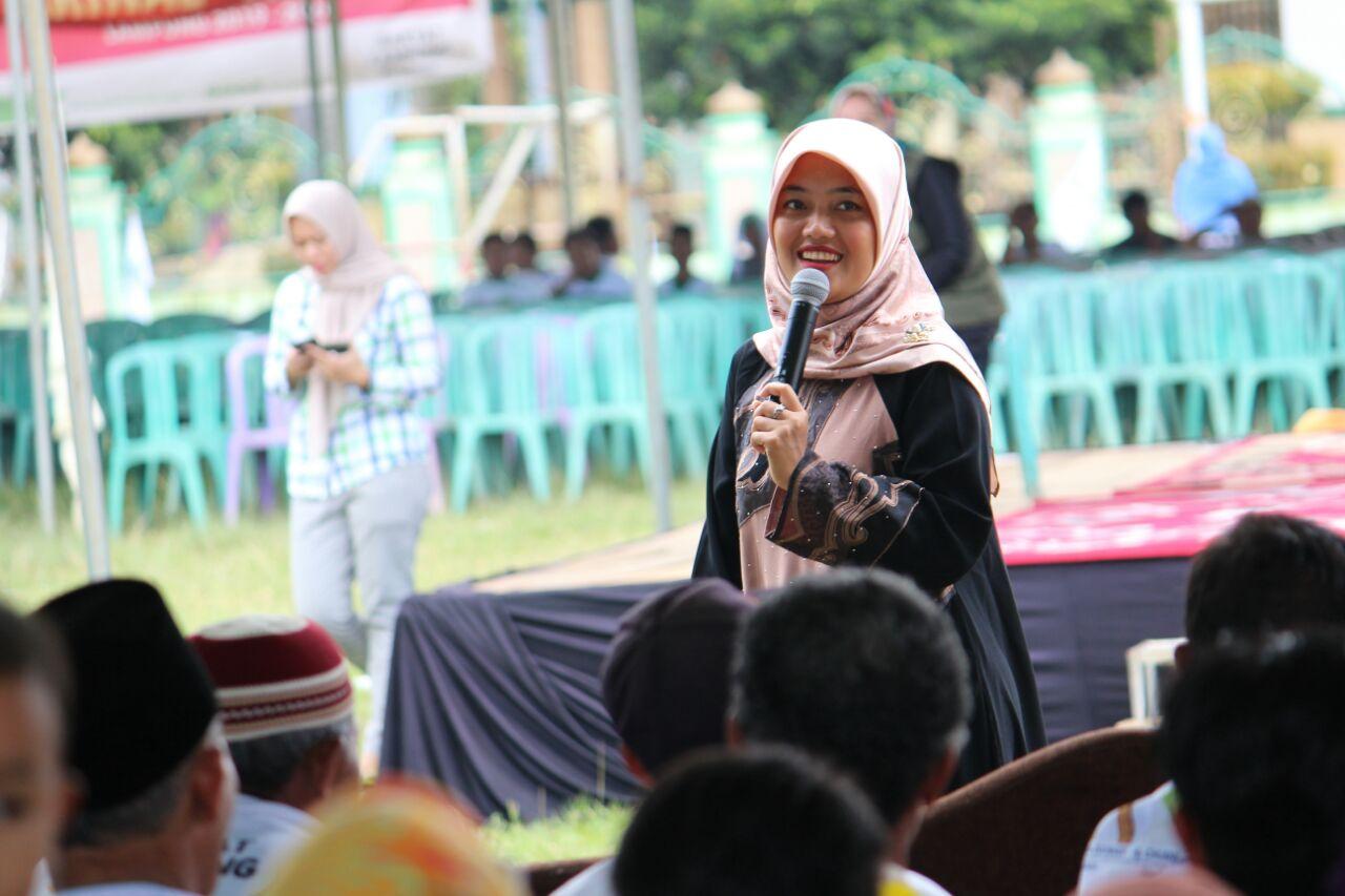Nunik: Pembangunan Lampung akan Libatkan Generasi Milenial
