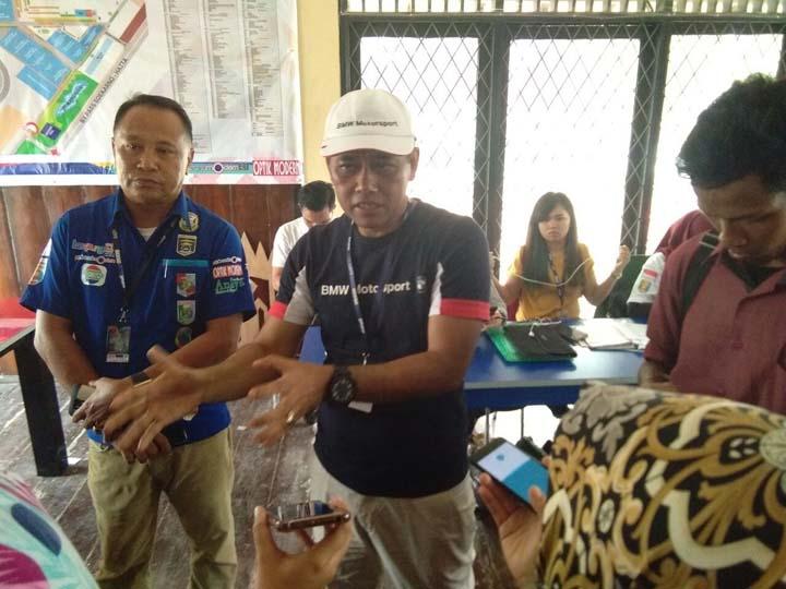 LAMPUNG POST | Palsukan Tiket Lampung Fair Bakal Didenda Rp100 Ribu