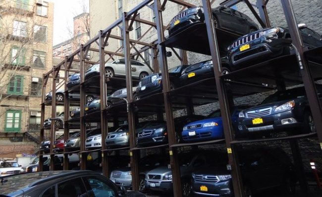 LAMPUNG POST | Inilah Kota dengan Tarif Parkir Termahal di Dunia