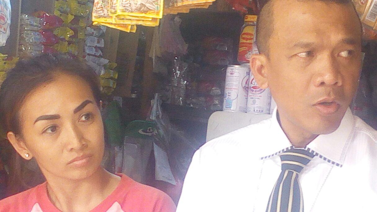 LAMPUNG POST | Satgas Pangan Cek Kelangkaan dan Kurangnya Takaran Elpiji 3 Kg di Palas