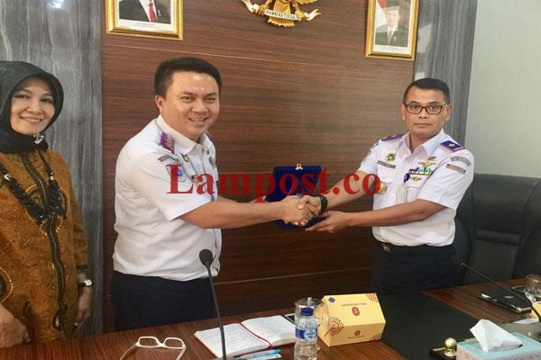 LAMPUNG POST | Bandara Muhammad Taufik Kiemas Dilirik Jadi Tempat Pelatihan Pilot