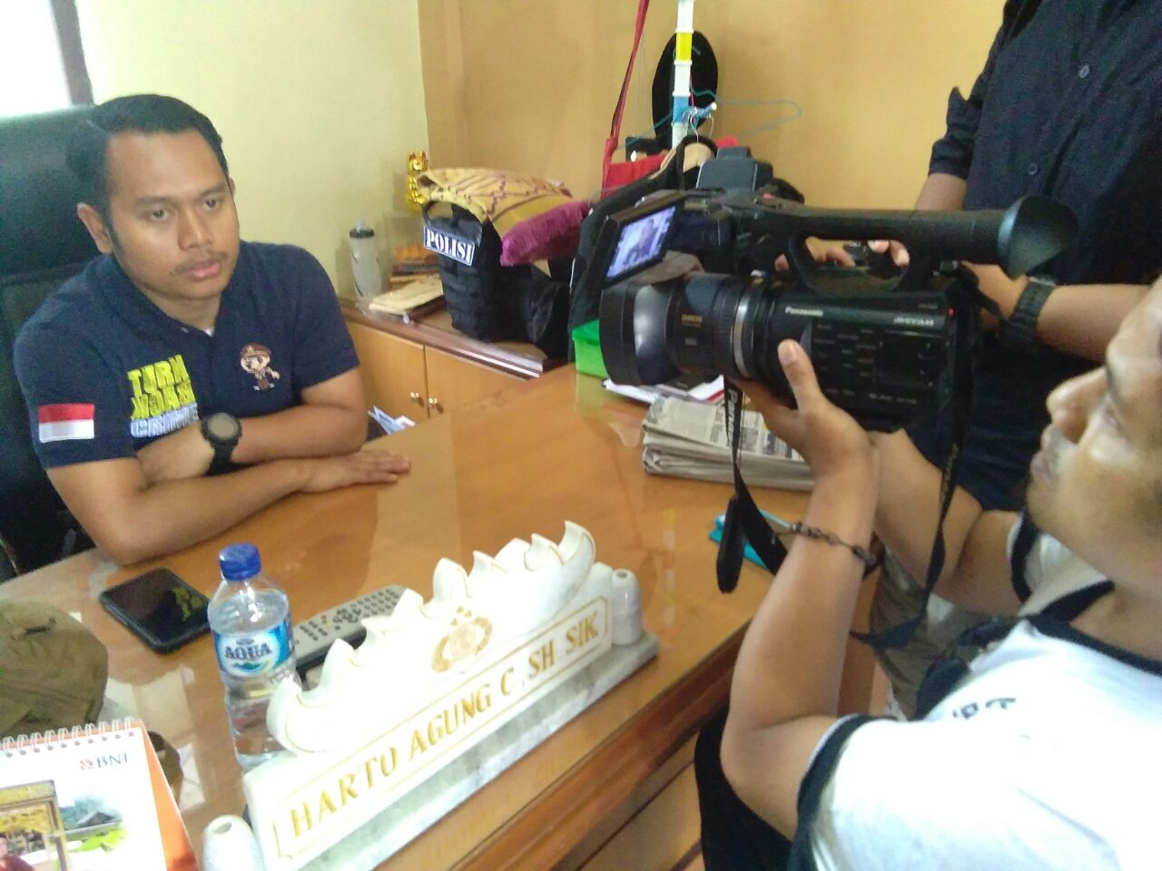 LAMPUNG POST | Korban Investasi Bodong PT Global Patala Ada Polisi Juga Jaksa