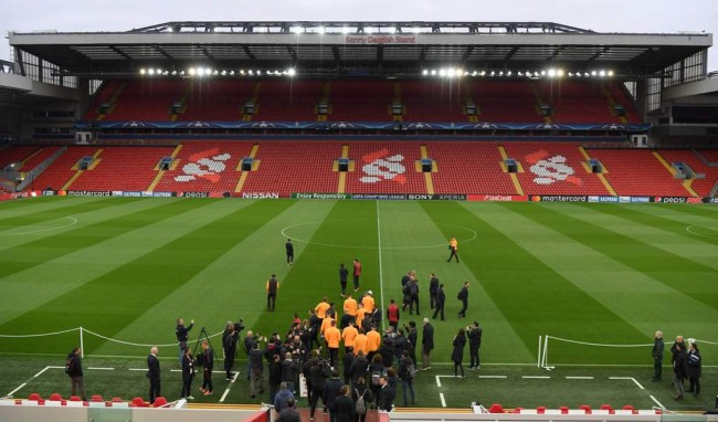 LAMPUNG POST | Jadwal Leg 1 Semifinal: Liverpool vs AS Roma