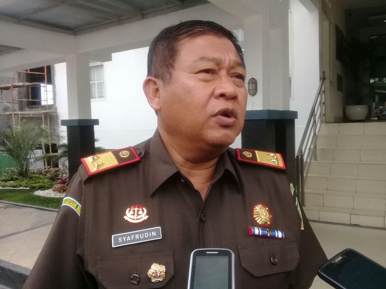 Rekrutmen Tenaga Sukarela Tanggamus Terus Diselidiki Kejati Lampung