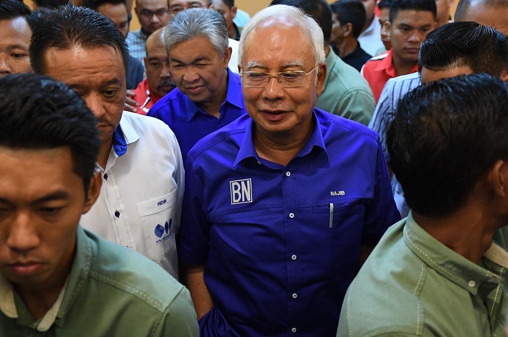 Dikabarkan 'Kabur' ke Indonesia, Ini Penjelasan Najib