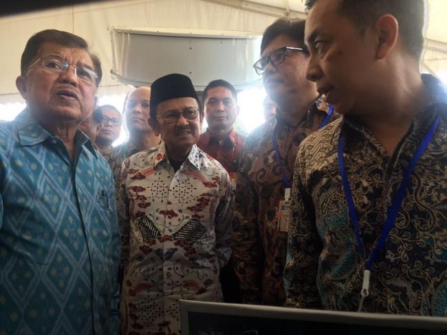 LAMPUNG POST   Wapres JK: Indonesia Harus Fokus pada Pengembangan Teknologi Maritim