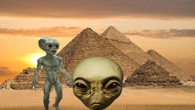 LAMPUNG POST | Misteri Alien