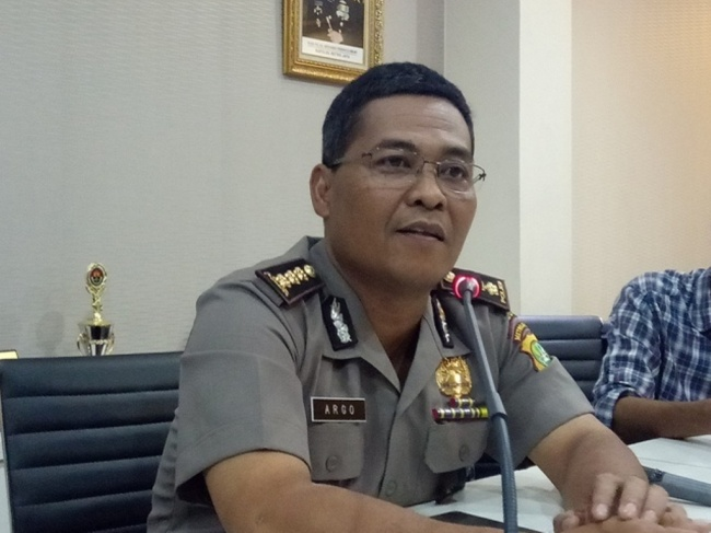 Polisi Tembak Mati Bos Penyelundup 1 Ton Sabu