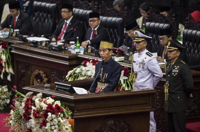 Presiden Sebut DPD Kini Sudah Lebih Matang