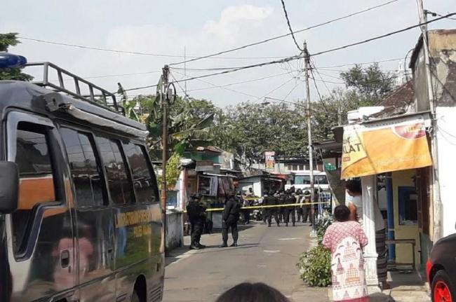 LAMPUNG POST   SM Diduga Anggota Terakhir ISIS di Malang