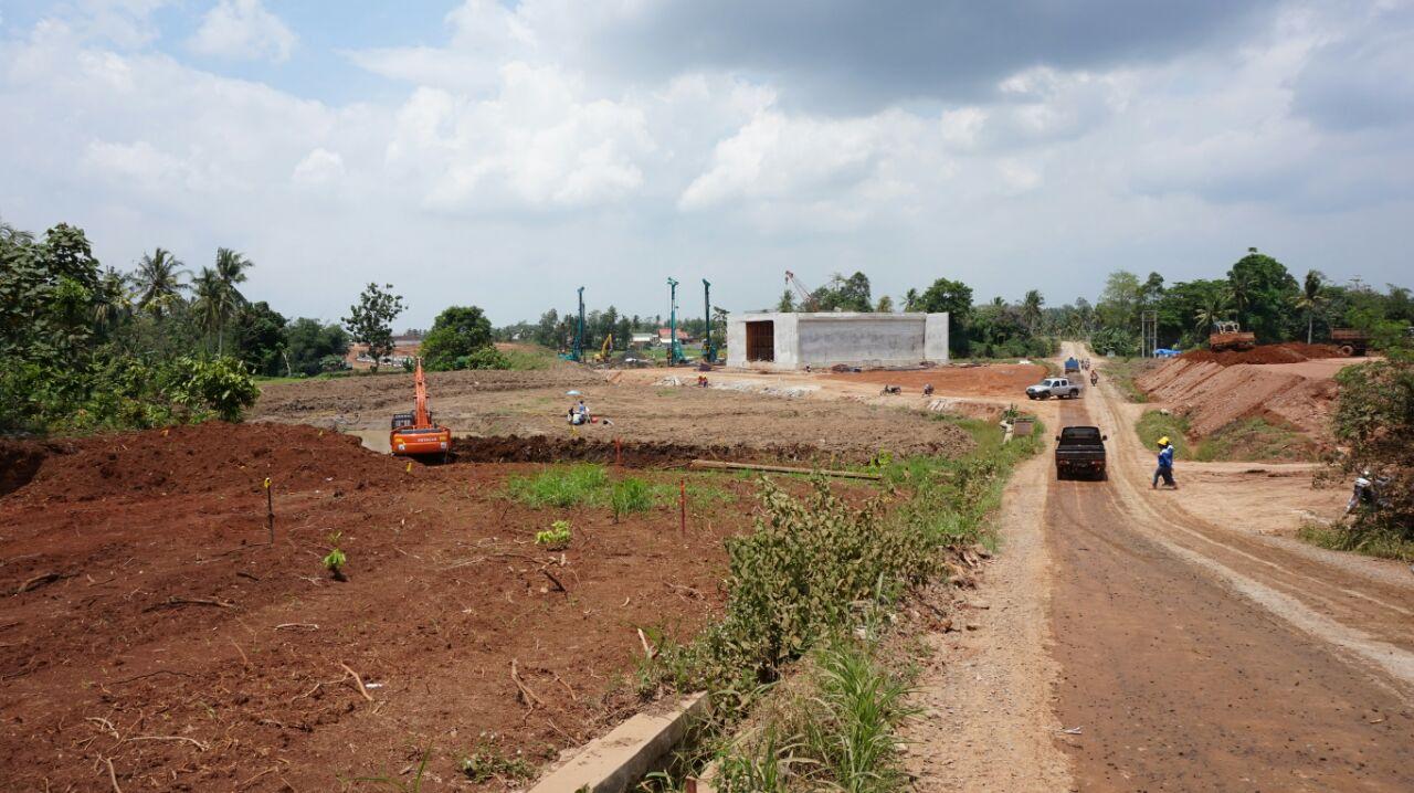 LAMPUNG POST | Uang Ganti Rugi Proyek JTTS  di Lamsel Dibayar Pekan Depan