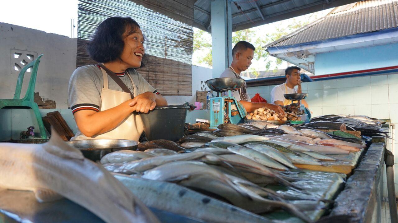 LAMPUNG POST | Harga Ikan Laut di Lamsel Relatif Normal