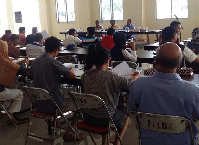 LAMPUNG POST | KONI Lampung Gelar Rapat Pamungkas Persiapan Porprov