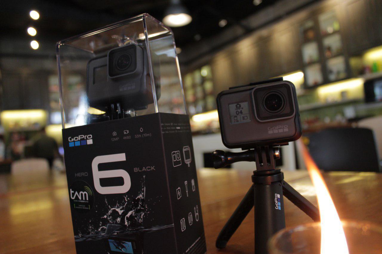 GoPro HERO6 Hadir di Indonesia