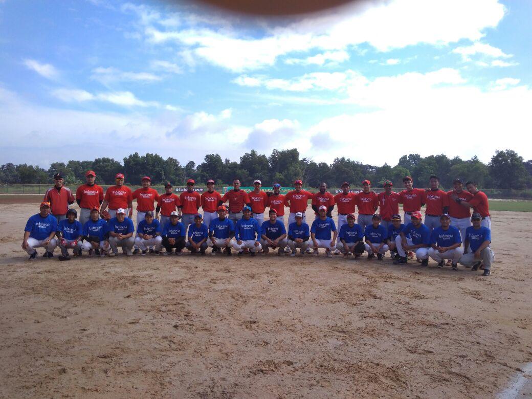 14 Atlet Bisbol-Sofbol Lampung Masuk Pelatnas Asian Games