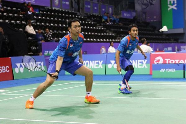 Empat Wakil Indonesia ke Semifinal India Open 2018