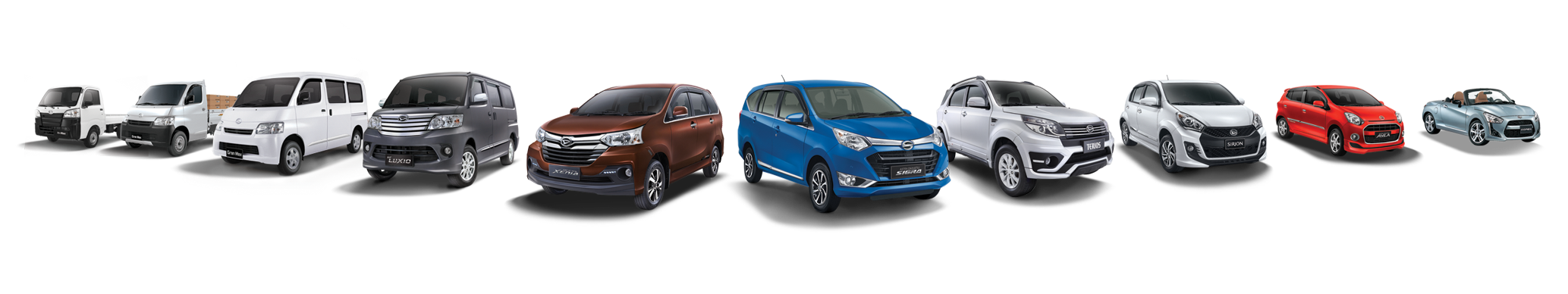 LAMPUNG POST | Daihatsu Duduki Peringkat Kedua Penjualan Otomotif Nasional