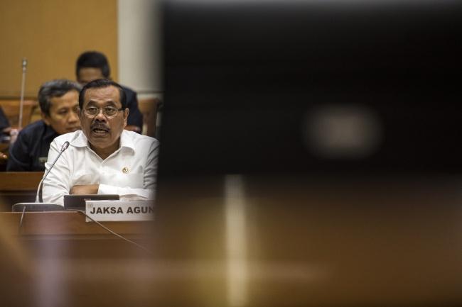 LAMPUNG POST   Jaksa Agung Jamin Dukungan Perindo tak Pengaruhi Kasus Hary Tanoe