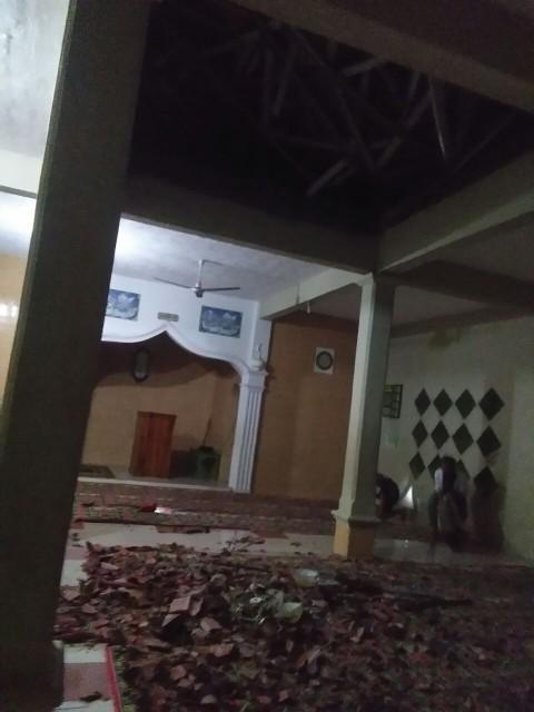 Gempa Timbulkan Kerusakan di Tasikmalaya dan Banyumas