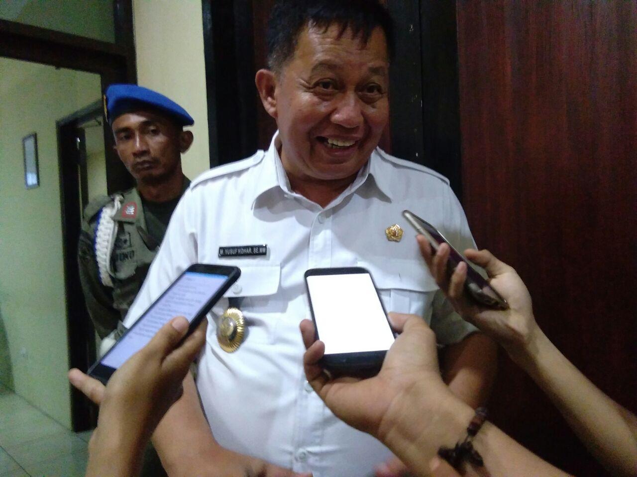 LAMPUNG POST | Yusuf Kohar Ingin PAD Bandar Lampung Lebih Maksimal
