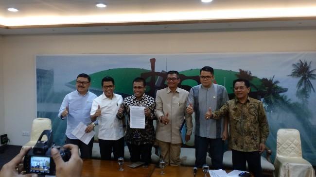 Pansus Angket Desak BPK Audit Harta Sitaan KPK