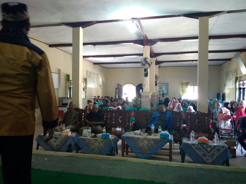 LAMPUNG POST   Bakorrisma Dua Desa Gelar Tablig Akbar