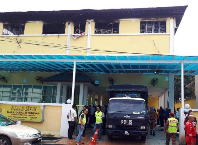 LAMPUNG POST | PM Malaysia: Bencana Kebakaran Terburuk dalam 20 Tahun Terakhir
