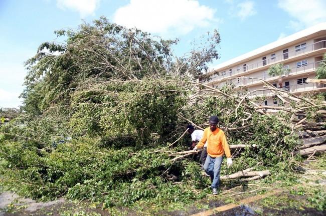 LAMPUNG POST | Badai Irma Paksa Jutaan Warga Florida Kehilangan Akses Listrik