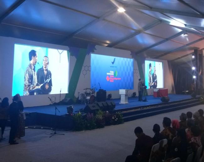 LAMPUNG POST | Ditanya Jokowi soal Hukuman untuk Pengedar, Bimbim: Dor!