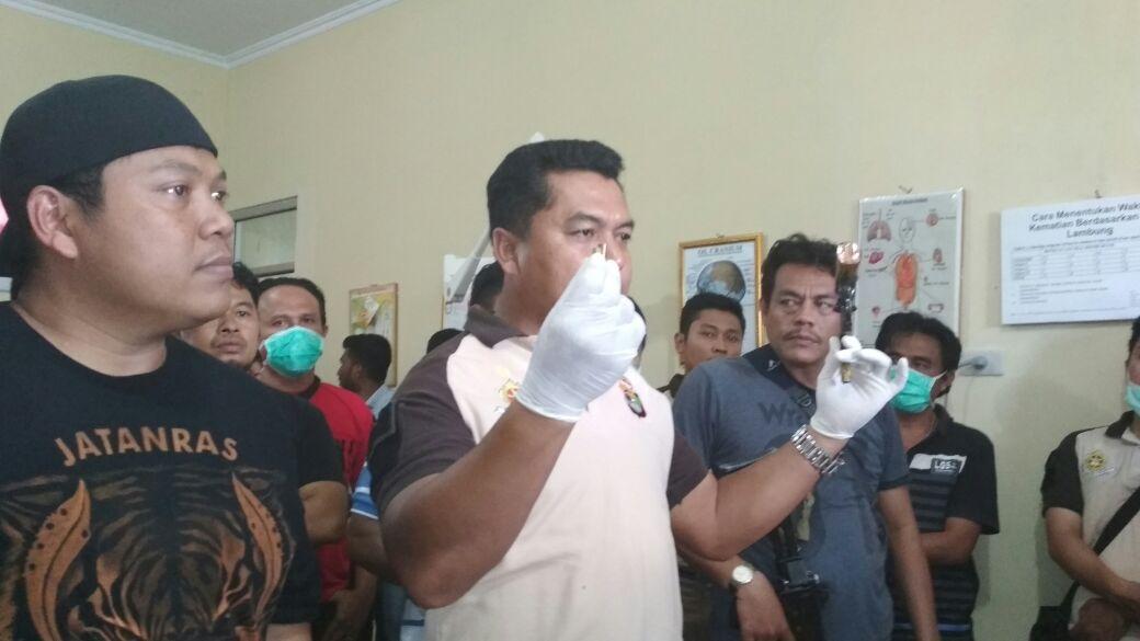 Baku Tembak, Pelaku Curas Lampung Timur Tewas