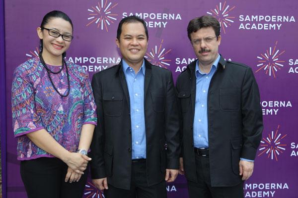 LAMPUNG POST   Sampoerna Academy Bangun Gedung Baru di Sentul-Bogor