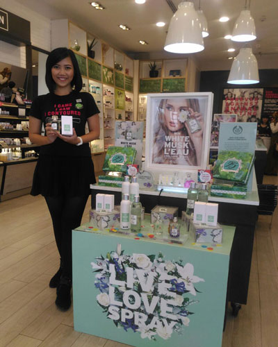 LAMPUNG POST | Diskon 25% untuk 25 Produk di The Body Shop