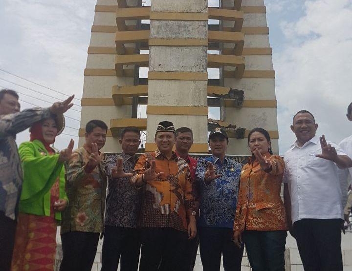 Pemprov Lampung Kucurkan Dana Rp28 Miliar Perbaiki Jalan di Tuba