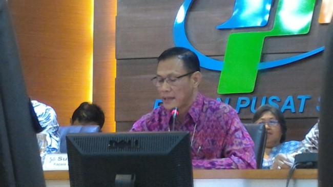 Neraca Perdagangan Indonesia Surplus Sepanjang November