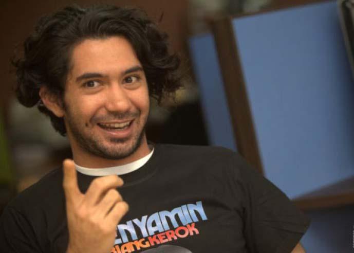 Tak Cuma di Film, Reza Rahadian Ternyata Biang Kerok