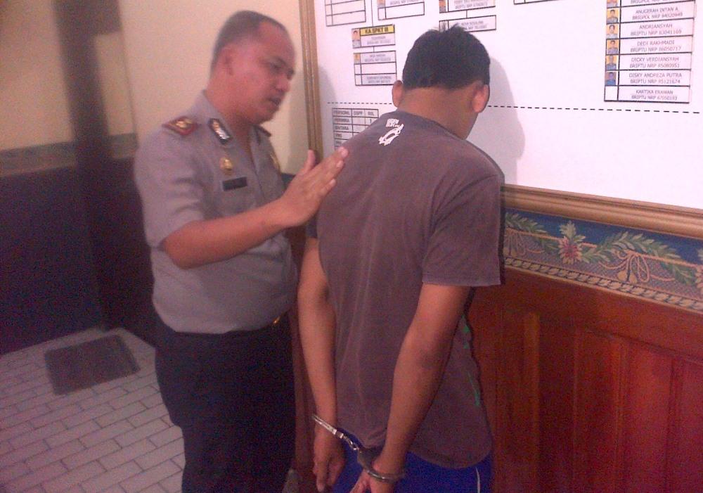 LAMPUNG POST | Pelaku Begal Sadis Ditangkap di Tanjung Priok