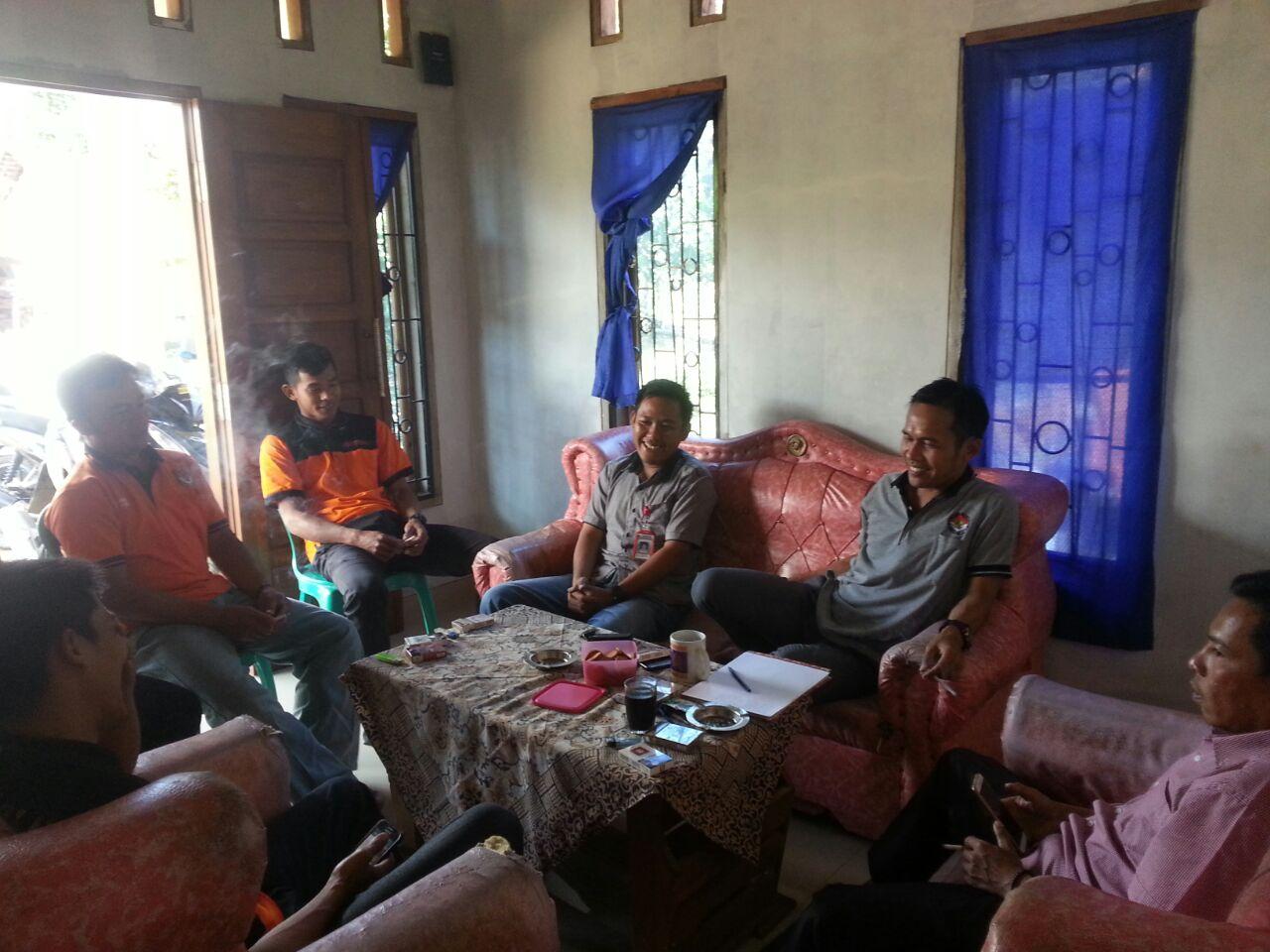 Panwas Tanggamus Proses Perangkat Desa Berpolitik