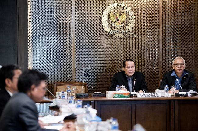 LAMPUNG POST   Demi Hak Angket, Pasal 201 Dipangkas