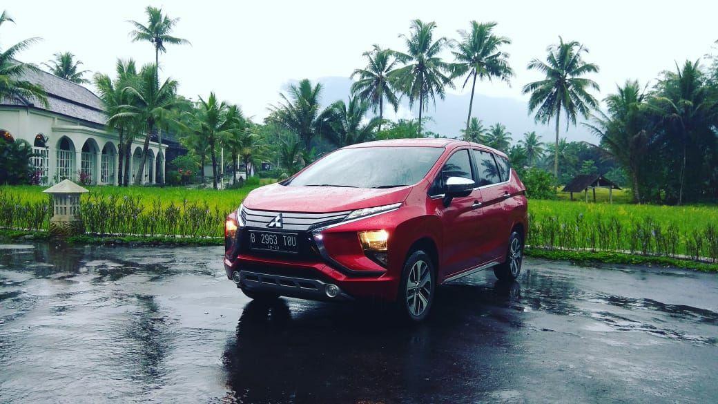 Mitsubishi Ajak Jurnalis Jajal Xpander