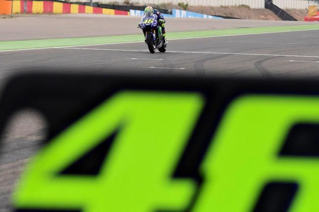 LAMPUNG POST | RossiComebackdi MotoGP Aragon, Marquez Tercepat pada FP1